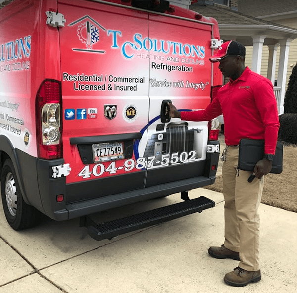 Professional Heating Repair Services in Kennesaw, GA
